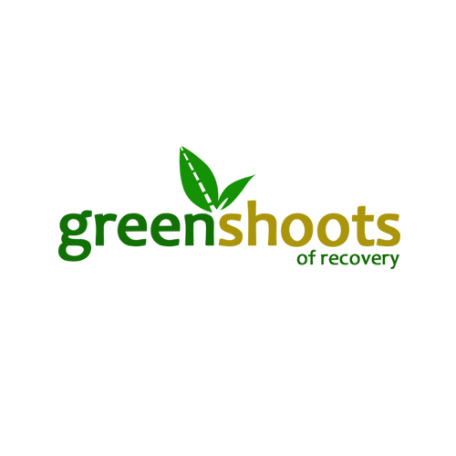 logo design for green shoots of recovery