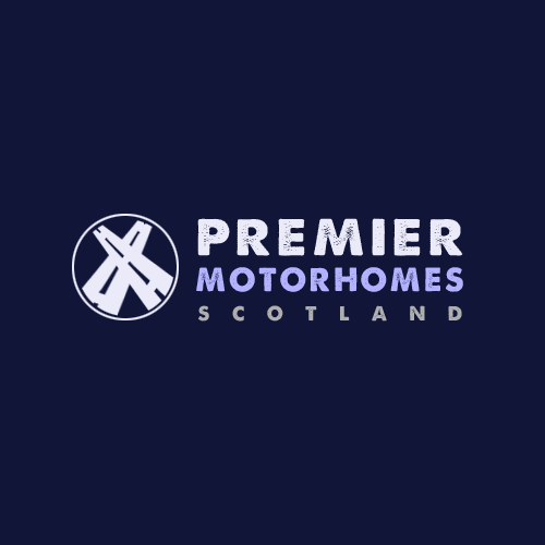 logo design for glasgow motorhome rental