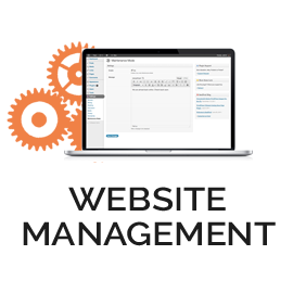 website managemen glasgowt