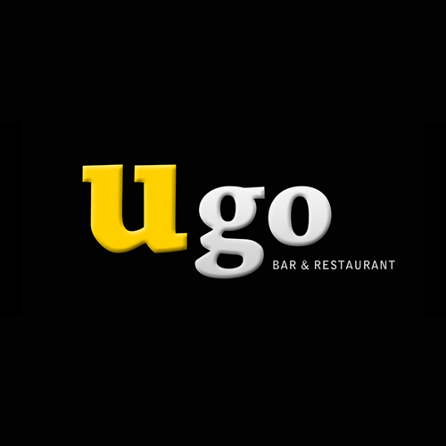 logo design for ugo restaurant