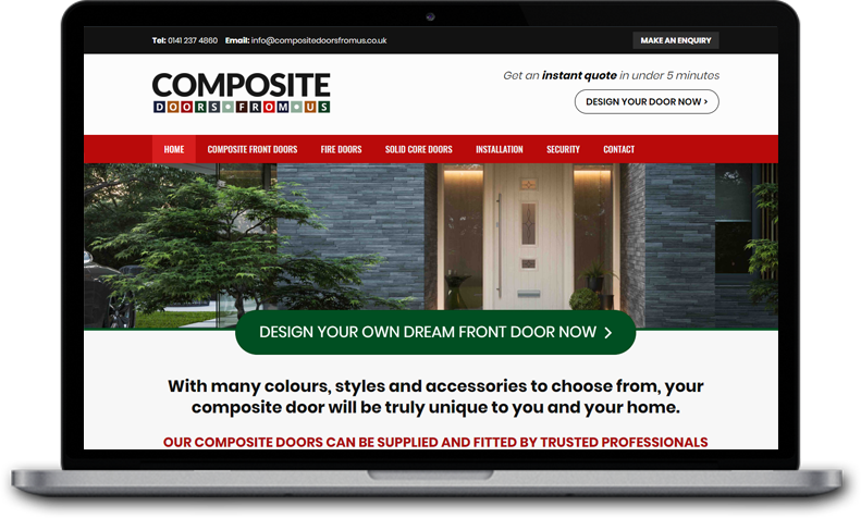 Composite Doors Glasgow