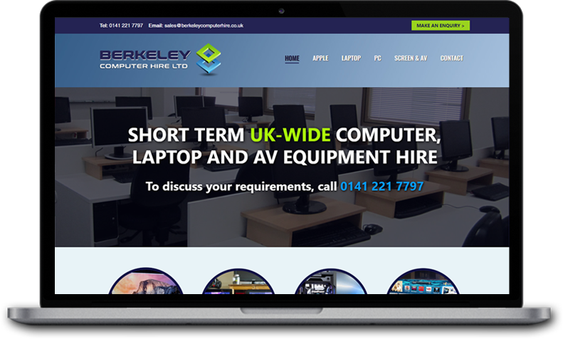 berkeley computer hire